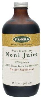 Flora Hawaiian Noni Juice 17-Ounces