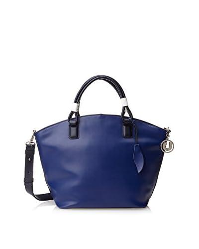 Charles Jourdan Women's Bryn II Tote Bag, Cobalt