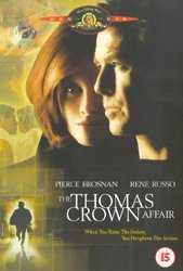 The Thomas Crown Affair [DVD] [1999]