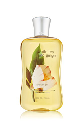 Bath & Body Works White Tea And Ginger 10 Oz. Shower Gel (2-Pack)