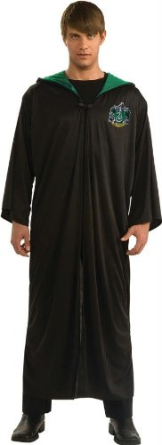 Costumes For All Occasions Ru889968 Slytherin Robe Adult Std