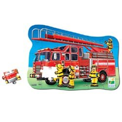 Cheap LEARNING JOURNEY BIG FIRE TRUCK FLOOR PUZZLE (B0007XDEZ8)