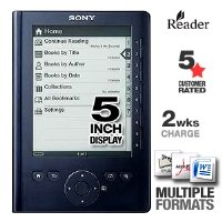 Sony PRS-300BC Reader Pocket Edition Blue by Sony