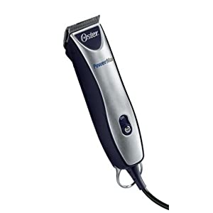 Oster 78004-011 Powermax 2-Speed Clippers