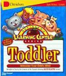 Davidson'S Learning Center Series Toddler Ages 1 1/2-3 back-607043