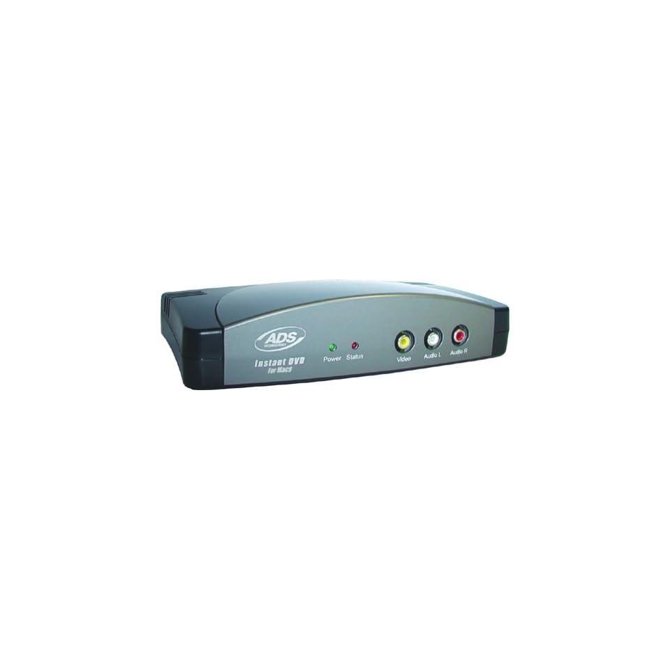 ADS Technologies MACAV 1750 USB Instant DVD For Mac