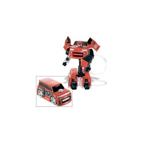 Amazon.com: Hot Wheels: Urban Robots Auto Trans - Scion XB