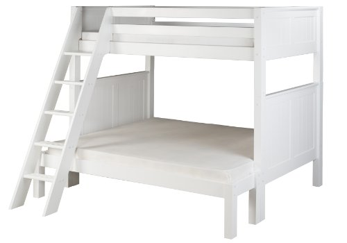 White Wooden Bunk Beds 2999 front