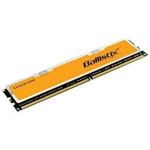 Crucial Ballistix - memory - 1 GB - DIMM 184-pin - DDR ( 109897 )