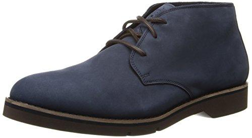 Cole Haan Men's Great Jones Xl Chukka Boot,Blazer Blue,9.5 M