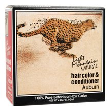 Natural Hair Color, Persian Henna - Auburn, 4 oz ( Multi-Pack) at Amazon.com