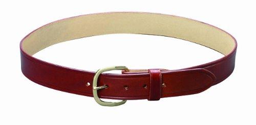Triple K Garrison Plain Belt, Walnut Oil, 48/1 1/2-Inch