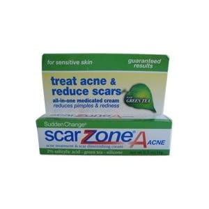 Sudden Change Scar Zone Acne Treatment And Diminishing