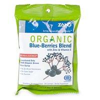 Отзывы Zand - Herbalozenge Organic Blue