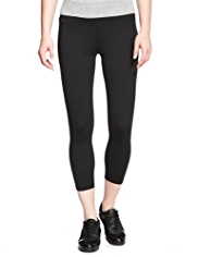 M&S Collection Active Performance Cropped Leggings