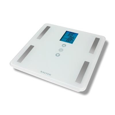 Salter 9148 WH3R Touch Body Fat Analyser Scale