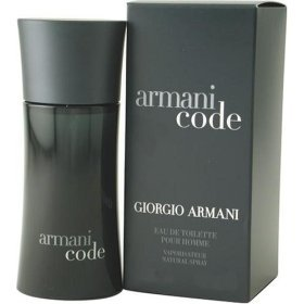 Armani Code by Girogio Armani, 2.5 oz Eau De Toilette Spray for men