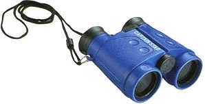 Captain stag (CAPTAIN STAG) binoculars 6 x 30 mm blue M-9774