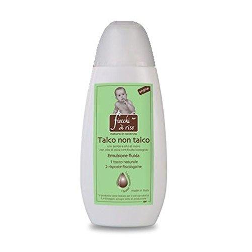 Fiocchi Di Riso Talco Non Talco Emulsione Regola Odore E Sudorazione 120 Milliliter