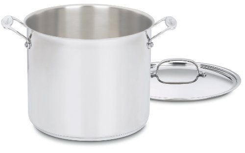 Cuisinart 766-26 Chef's Classic 12-Quart Stockpot with Cover (Chef Cuisinart compare prices)
