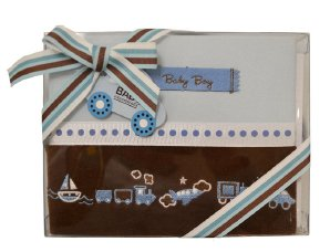 Baby Essentials Sweet Baby Boy Brag Book