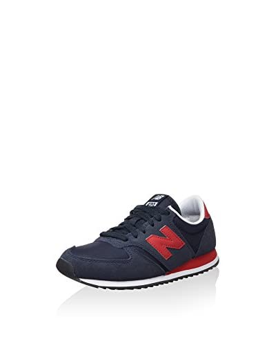 New Balance Sneaker U420YR [Blu Navy/Rosso]