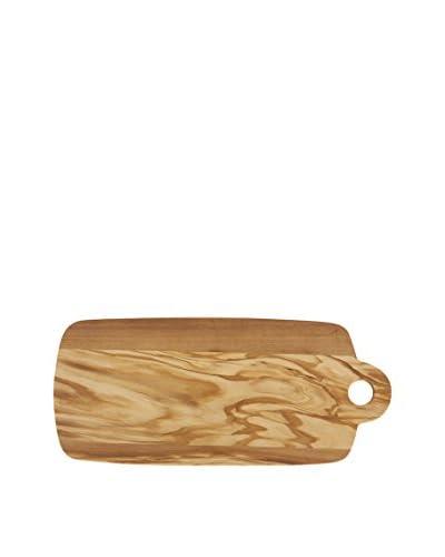 Core Bamboo Medium Olive Wood Oblong Cutting Board