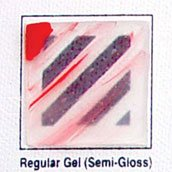 Golden Acryl Med 16 Oz Regular Gel Semi-Gloss
