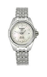 Tissot Women's PRC 100 Diamond Bracelet watch #T22.1.181.21