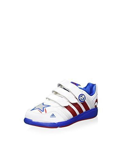 adidas Sneaker Dy Avengers Lo Cf K  [Bianco]