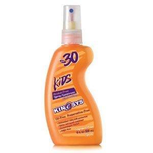 Kinesys SPF 30 Sunscreen Spray - Kids