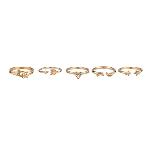 lux-zubehor-pfeil-celestial-galaxy-star-crescent-moon-ring-set-grosse-8