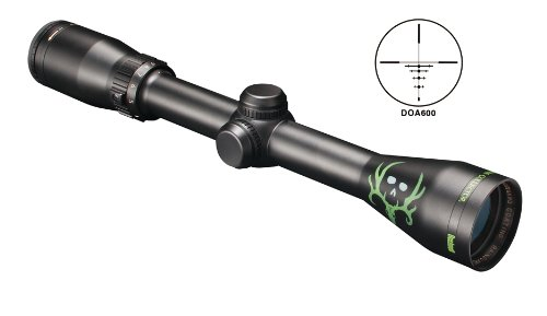 Bushnell Elite 3200 Bone Collector 3-9X40 Riflescope Doa 600 Reticle Matte With Free Purchasecorner Microfiber Cleaning Cloth.