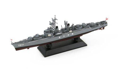 ピットロード 1/700 海上自衛隊護衛艦 DD-107 初代むらさめ フルハルモデル