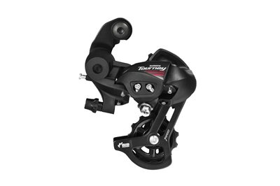 Buy Low Price Shimano RD-A070 Road Rear Derailleur – 7-Speed, Smart Mount with Bracket (ERDA070B)