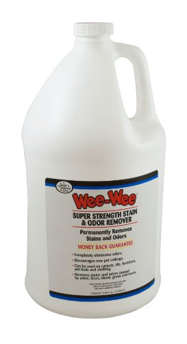 Artikelbild: Four Paws Wee-Wee Cat and Dog Stain and Odor Remover, 1 Gallon by WEE-WEE