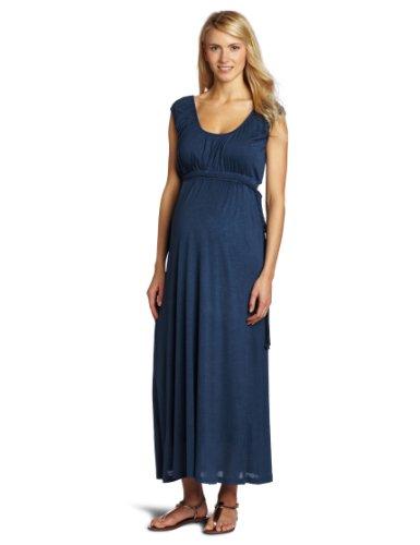 Ripe Maternity Women's Aphrodite Cropped Maxi Dress