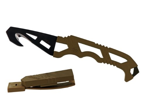 Gerber 30-000608 Crisis Hook Knife With Sheath back-83897