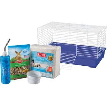 Rabbit Cage Bedding 2040 front