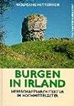 Burgen in Irland. Herrschaftsarchitek...