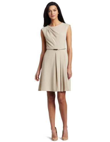Calvin Klein Women's Cross Dye Dress