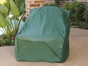 Adirondack Chair Covers : 40 x 33 x 36 Green