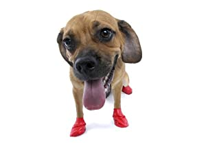 Pawz Disposable Dog Boots by Pawz