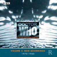 Doctor Who at the Radiophonic Workshop Volume 2