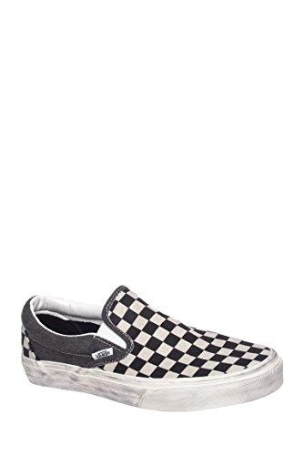Unisex Classic Slip On Sneaker