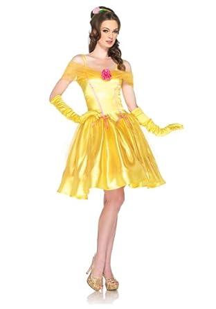 amazon disney princess belle dress