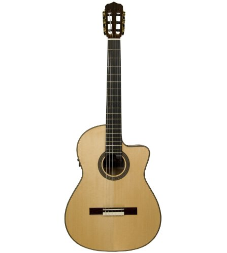 Cordoba Fusion 12 Maple Acoustic Electric Nylon String Classical Guitar