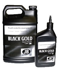 JB Industries DVO-12 Black Gold Deep Vacuum Pump Oil- Quart