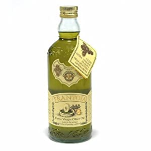 Frantoia Barbera Extra Virgin Olive Oil from Sicily- 2 Bottles each containing 33.8 ounces