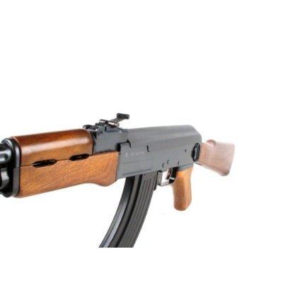 JG AK 47 Rifle AK74 Airsoft Electric Gun AEG Metal Gear Body